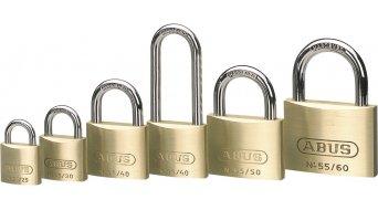 Abus brass-Hang lock