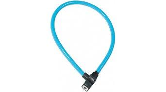 Abus Primo 580 Kids 自行车锁 缆锁 65厘米-长 蓝色