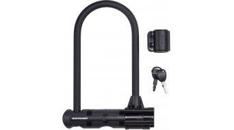 Bontrager Keyed Ultimate U-Lock cadenas en U 230mmx118mm noir