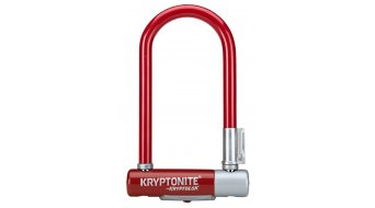 Kryptonite KryptoLok 2 Mini-7 Bügelschloss merlot