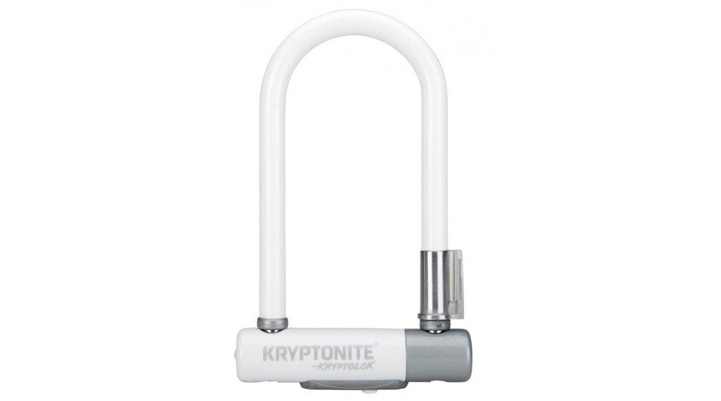 Kryptonite KryptoLok 2 Mini-7 Bügelschloss pearly white