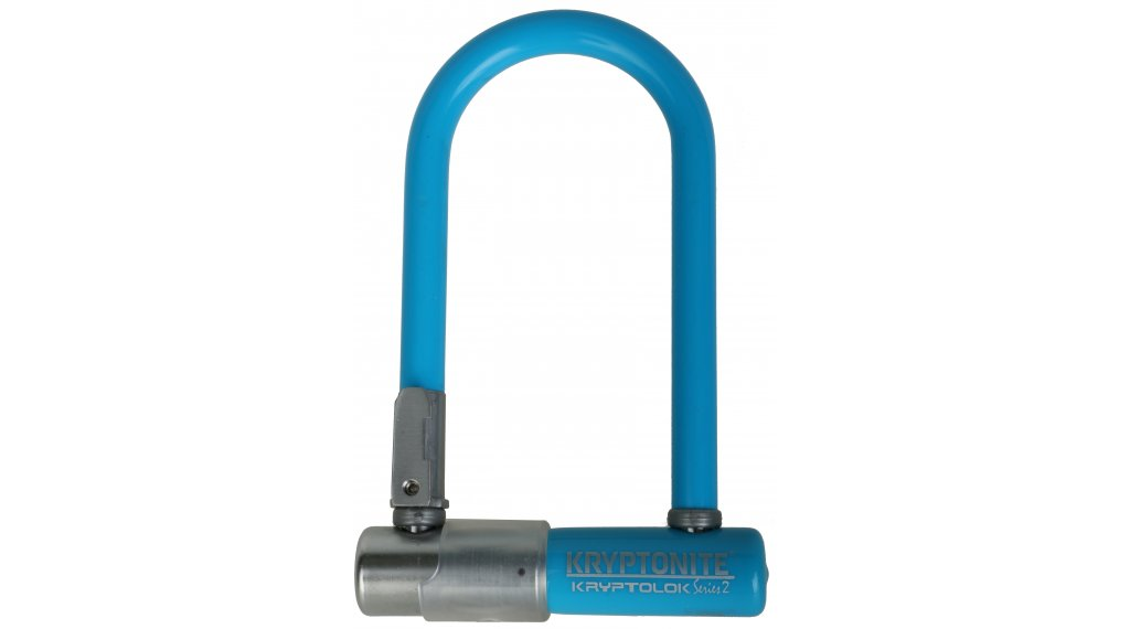 kryptonite kryptolok 2 mini 7 u lock light blue. Black Bedroom Furniture Sets. Home Design Ideas