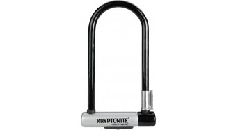 Kryptonite KryptoLok Standard Bügelschloss 10mm x 22.5cm black/grey