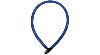 Kryptonite Keeper 665 Key Cable Kabelschloss 6mm x 65cm blue