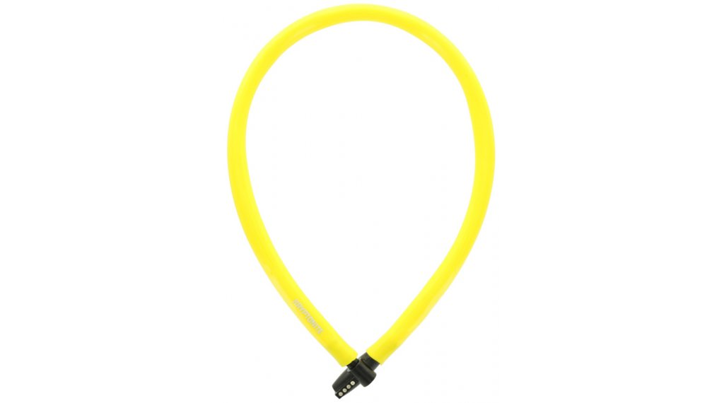 Kryptonite Keeper 665 Key Cable Kabelschloss 6mm x 65cm yellow