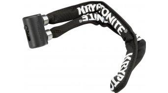 Kryptonite Keeper 695 Foldable Faltschloss 6mm x 95cm black/white