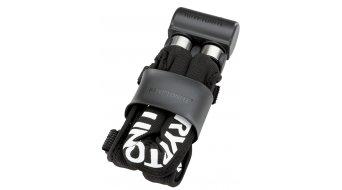 Kryptonite Keeper 810 Foldable Faltschloss 8mm x 100cm black/white
