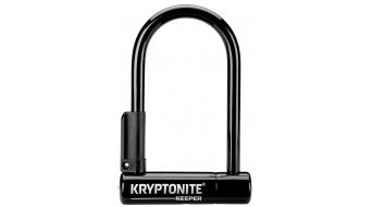 Kryptonite Keeper Mini-6 U型挂锁 8.2mm x 15.2厘米 black