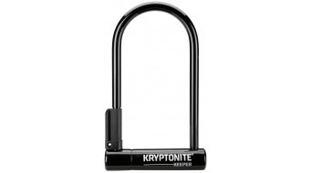 Kryptonite Keeper 标准 U型挂锁 10.1mm x 20.3厘米 black