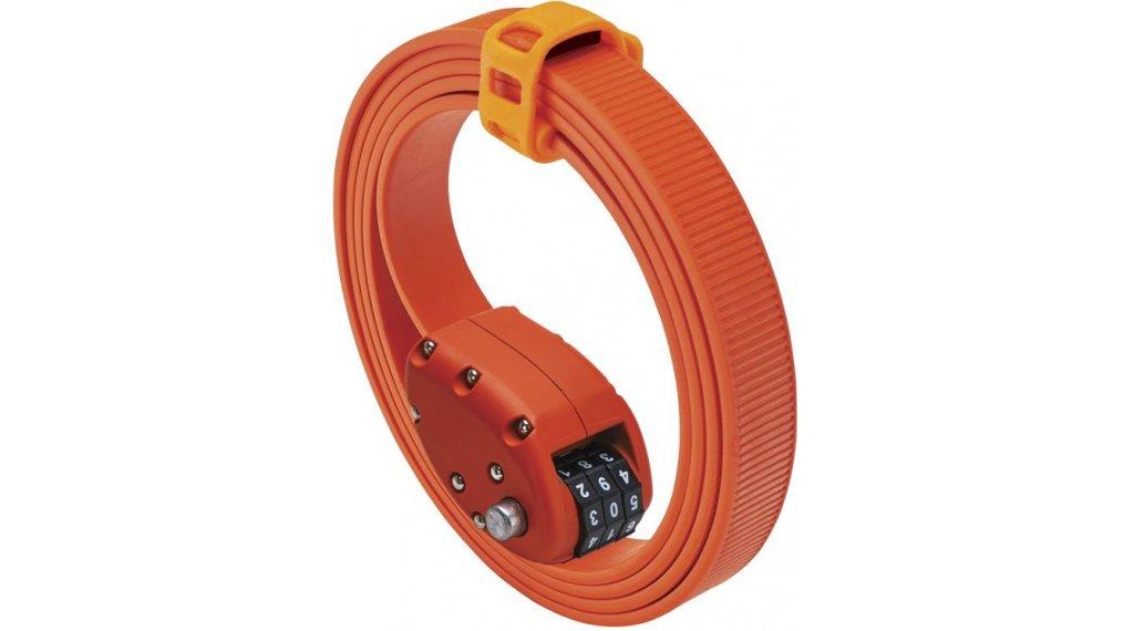 OTTO DesignWorks Ottolock Cinch Lock Kabelschloss Zahlenschloss 152cm-lang otto orange
