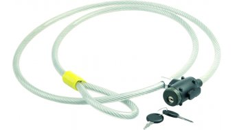 Procraft Double Loop cable lock 10mmx200cm