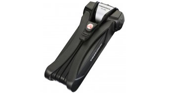 Trelock FS 455 Cops Kompakt candado plegable 85cm negro(-a) (incl. Halter)