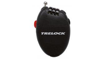 Trelock RK75 Pocket Kabel-Zahlenschloss 75cm schwarz