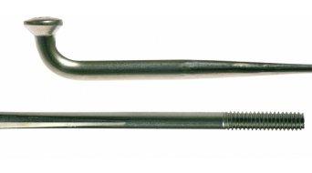 DT Aerolite Speiche 2.0-2.3-0.9mm 254mm silber