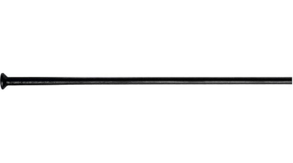 DT Champion Speichen gerade 248mm 2.0mm schwarz