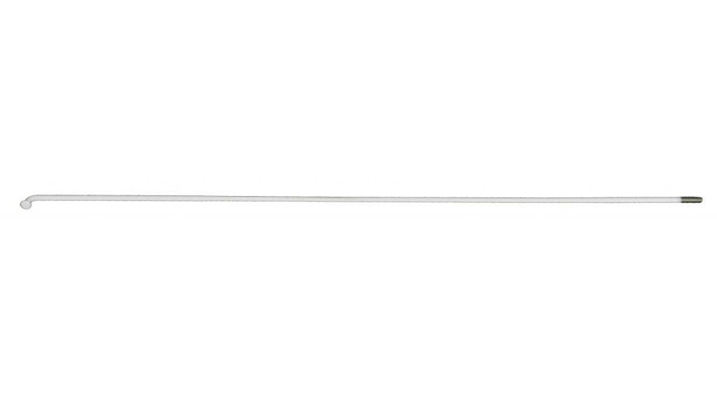 DT Competition White Edition Speichen 228mm 2.0-1.8mm weiß