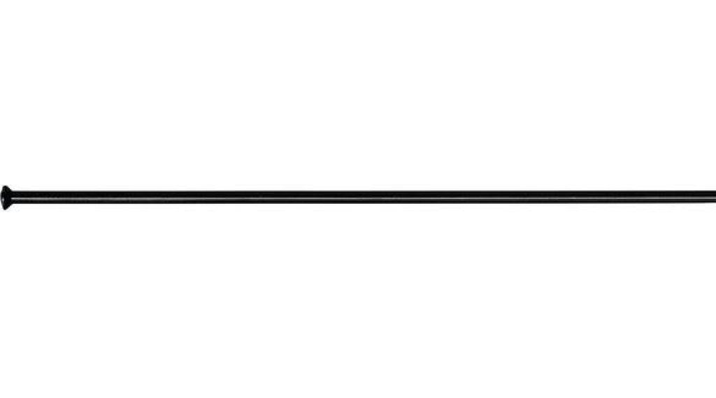DT Competition Speichen gerade 244mm 2.0-1.8-2.0mm schwarz