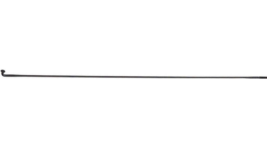 DT Revolution 辐条 248mm 2.0-1.5mm 黑色