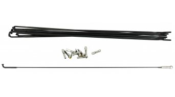Mavic Cosmic carbon SL Powertap spokes kit Driveside rear wheel 269mm (10 pcs)