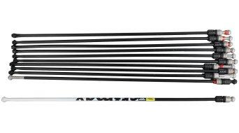 Mavic Crossmax ST 12 M7/7 Speichenkit Driveside HR 239mm schwarz (11 Stk)
