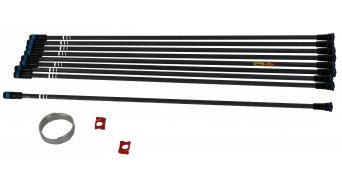 Mavic R-SYS radio carbono rueda delantera 285mm (de 8 unidades)