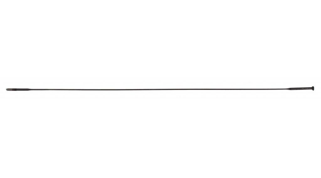 Sapim CX-Ray Messerspeichen gerade 226mm 2.0-2.2/0.9mm schwarz