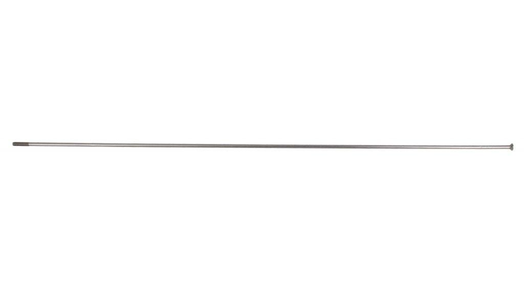 Sapim Leader Speichen gerade 250mm 2.0mm glatt silber