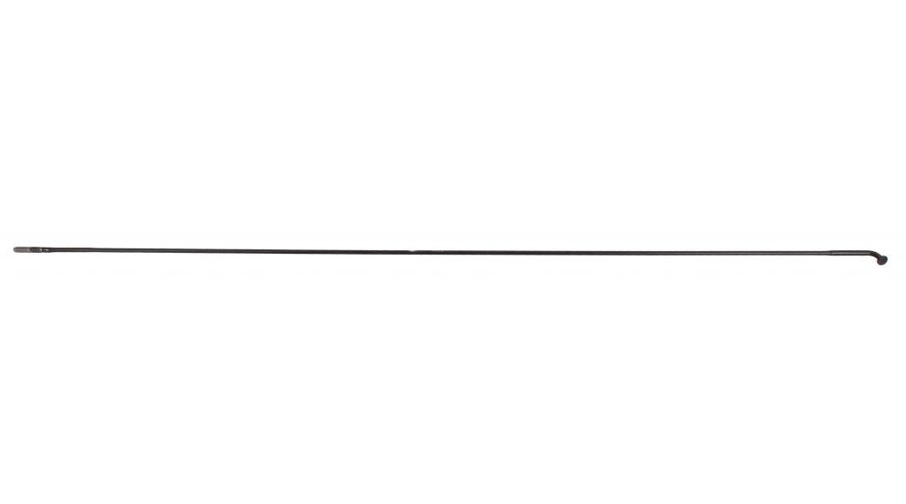 Sapim Superspoke Speichen 224mm 1.8-1.4-1.8mm schwarz