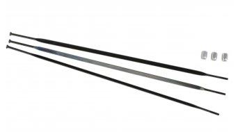 SRAM S80 Speichen Kit mit 3 Stk. (inkl. Nippel) für schwarz