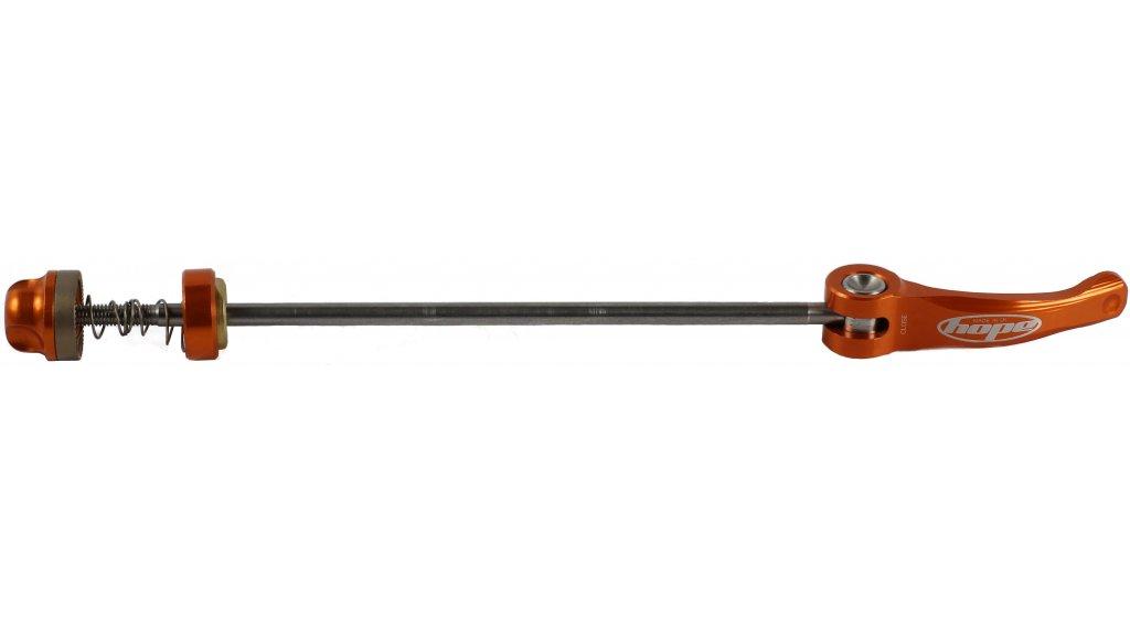 Hope MTB/Road Stahl Schnellspanner HR orange (135mm)