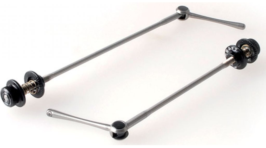 Procraft Pro SL MTB Schnellspanner schwarz