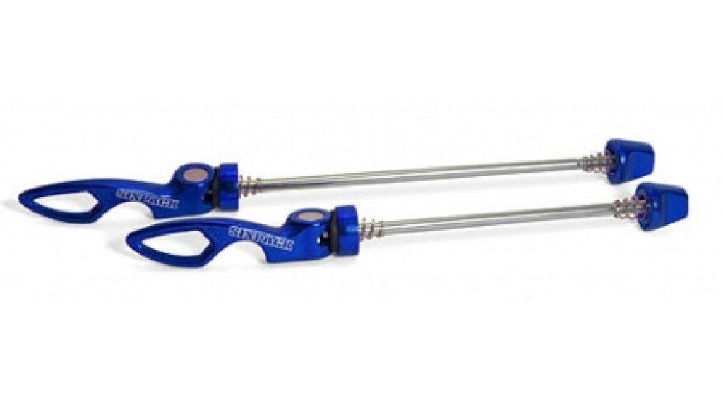 Sixpack Chopstix CrMo Schnellspanner blue