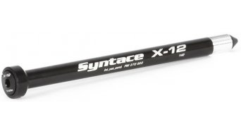 Syntace X-12 eje pasante