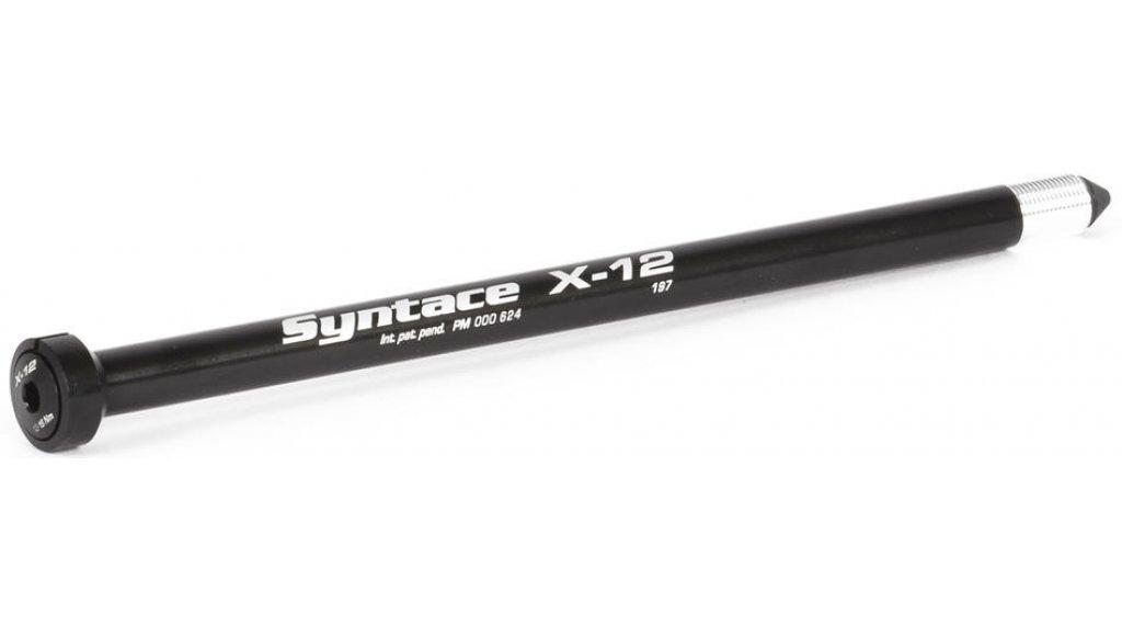 Syntace X-12 Steckachse 197mm (Fat)