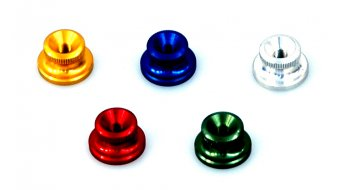 Tune spare part  nut  for quick release applicable for AC14 and AC16/17 green