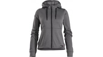 Bontrager Evoke Hoodie Sweat shirt ladies charcoal