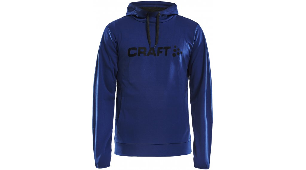 Craft Logo Hood felpa con cappuccio da uomo mis. L burst