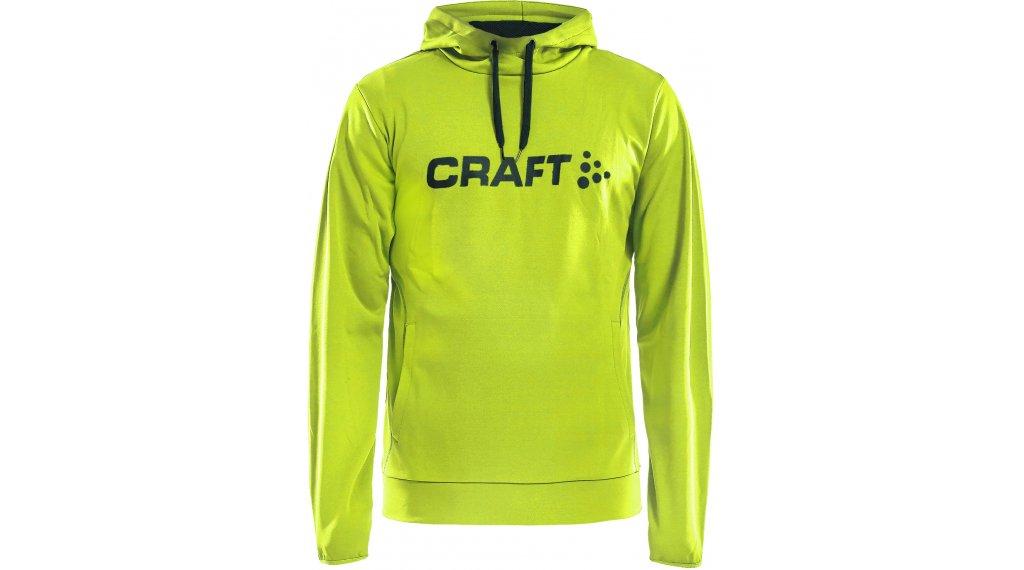 Craft Logo Hood felpa con cappuccio da uomo mis. S acid