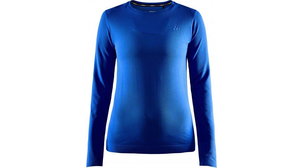 Craft Fuseknit Light Roundneck LS T-Shirt langarm Damen Gr. S burst