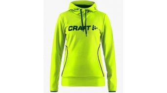 Craft Logo Hood Kapuzenpullover Damen