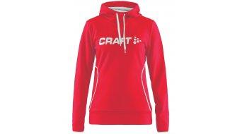 Craft logo Hood Kapuzen shirt ladies