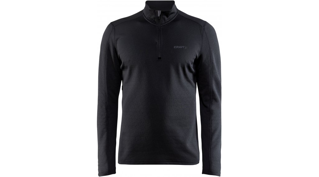 Craft Core Beat Thermal Midlayer Pullover Herren Gr. S black