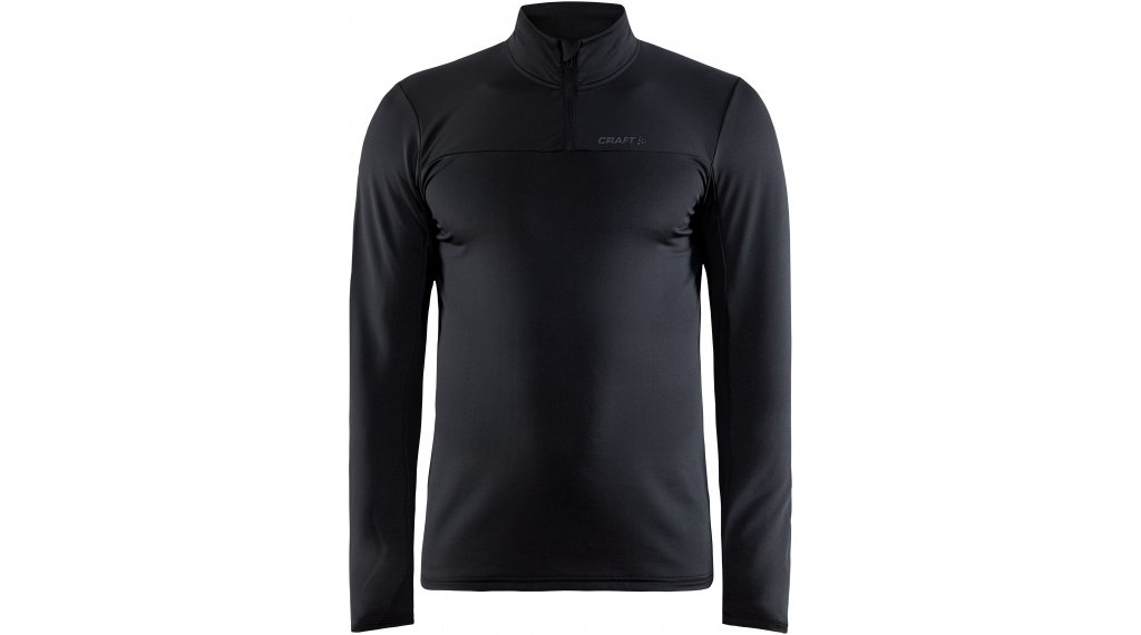 Craft Core Gain Midlayer Pullover Herren Gr. S black