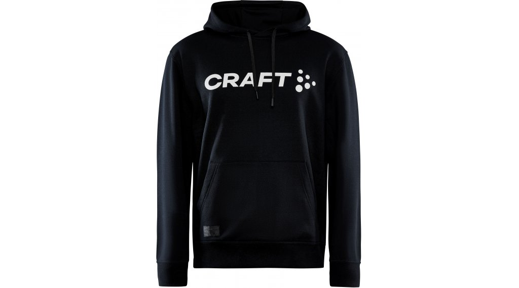 Craft Core Kapuzenpullover Herren Gr. M black