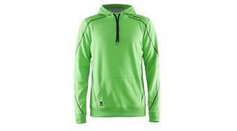 Craft In-The-Zone jersey de capucha Caballeros-jersey de capucha Hoodie tamaño XS craft verde