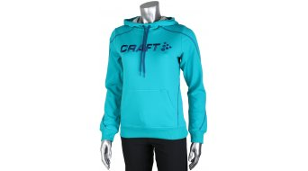 Craft Logo jersey de capucha Señoras-jersey de capucha Hoodie