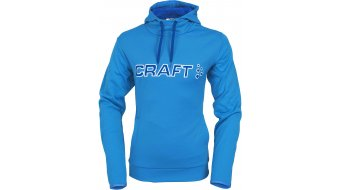 Craft logo Hood Kapuzen shirt heren maat XL ray/logo soul/white