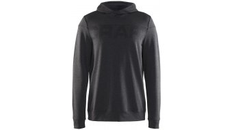 Craft Tag Hood Kapuzen shirt heren melange