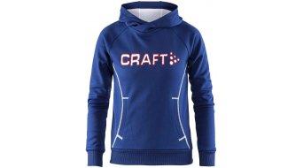 Craft logo Hood JR Kapuzen shirt kinderen