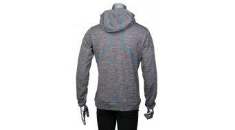 Craft Logo Hood felpa con cappuccio da uomo mis. L grigio/zen